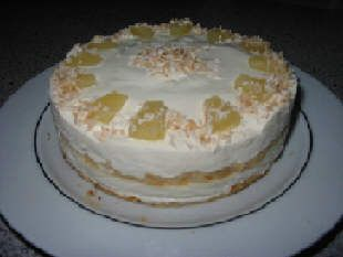 Ananas Quark Torte Ein Kochmeister Rezept Kochmeister Com