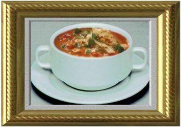 Sauer-Scharf-Suppe