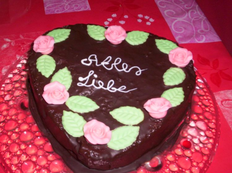 Mein Dankeschön-Kuchen