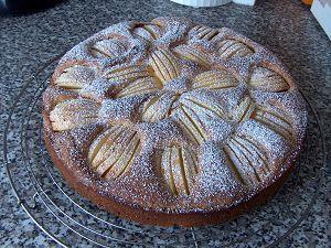 Oma's Apfelkuchen