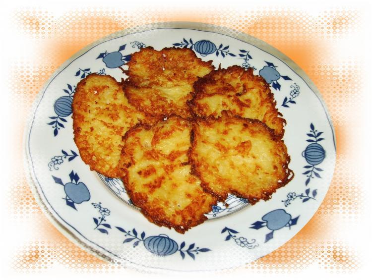 Omas Kartoffelpuffer