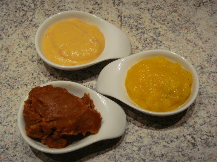 Saucen-Hits fürs Fleisch-Fondue