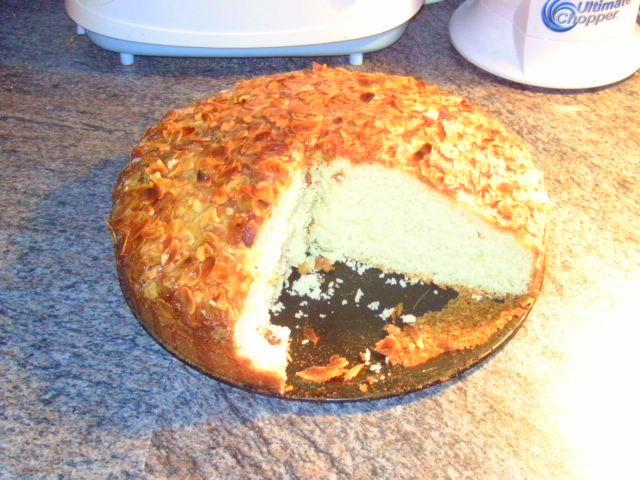 Buttermilchkuchen/Becherkuchen