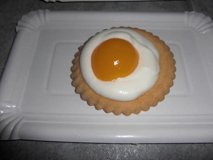 Spiegeleier-Kuchen