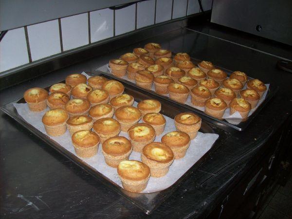Vanille-Muffins