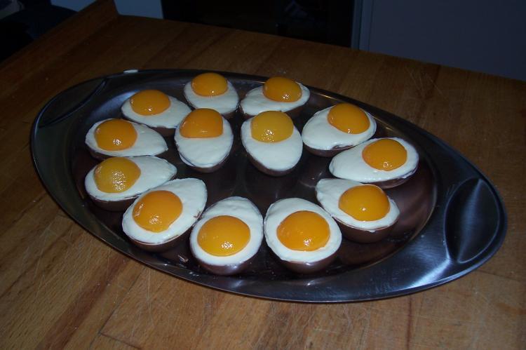 S sse eier ein kochmeister rezept - Eier kochen dauer ...