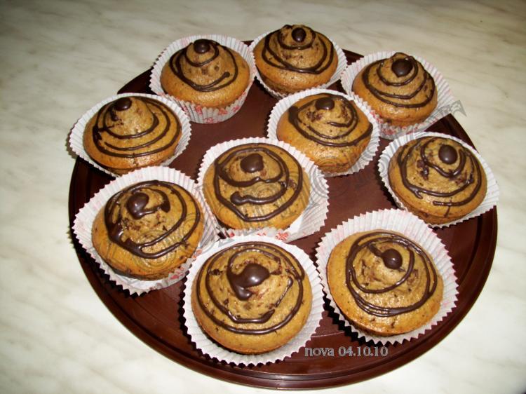 Baileys-Muffins