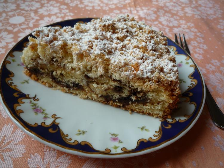 Buttermilch Kuchen Mit Pflaumenmus Ein Kochmeister Rezept