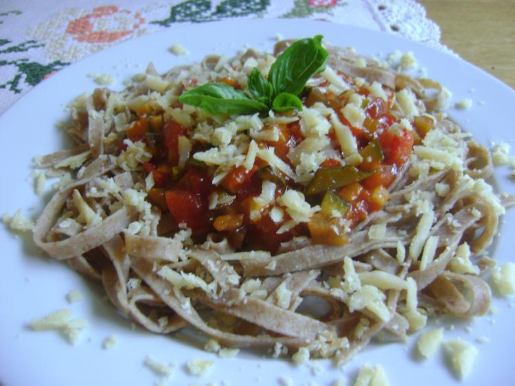 Gemüse - Bolognese