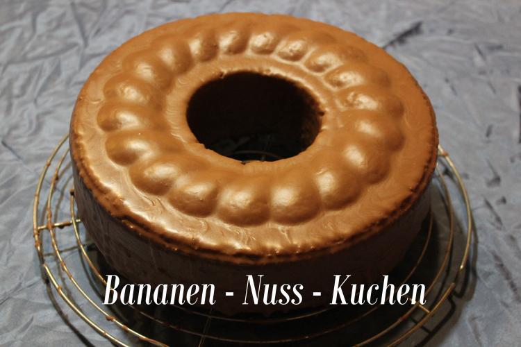Bananen Nuss Ruhrkuchen Ein Kochmeister Rezept Kochmeister Com