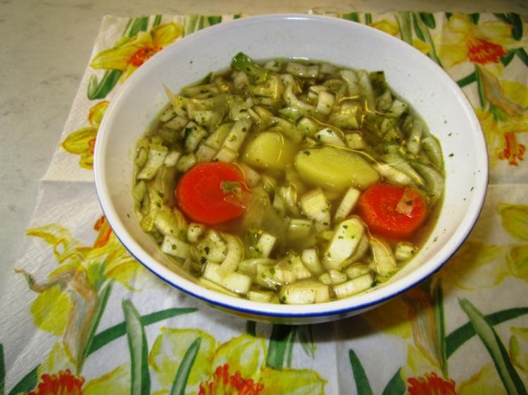 Kartoffel-Möhren-Eintopf