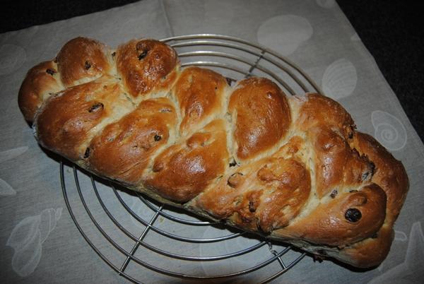 Hefezopf mit Rosinen | Ein Kochmeister Rezept | kochmeister com