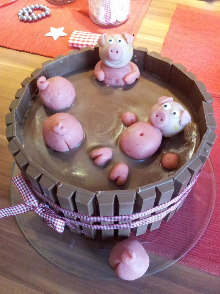 Kitkat Torte Ein Kochmeister Rezept Kochmeister Com