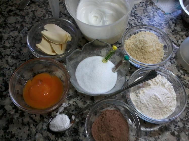 Mini-Schokokuss-Torte
