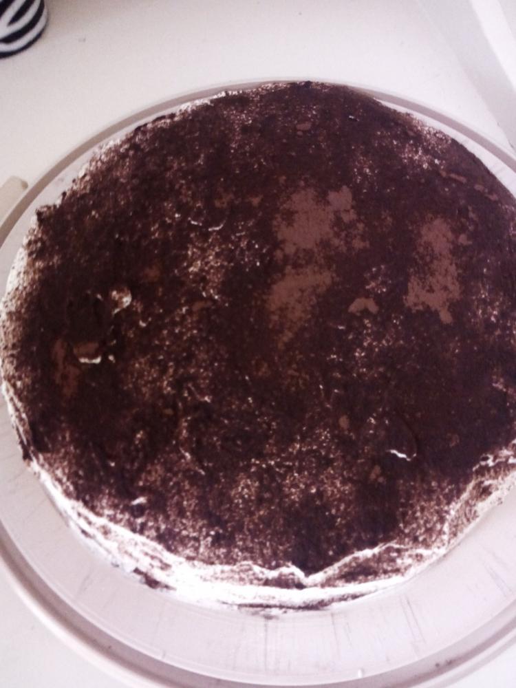 Meine Venezia-Torte