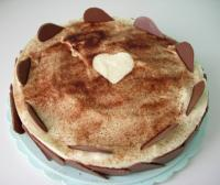 Latte macchiato Torte
