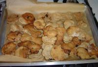 Erdnussbutter-Hundeplätzchen