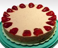 Joghurt-Obers-Torte