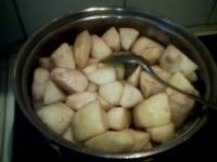gefüllter Apfelkuchen
