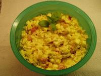 Reissalat nach orientalischer Art