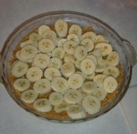 Easy Banana Pie