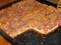 Zwetschgenkuchen - raffiniert mit Streusel aus Macadamia-und