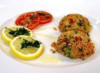 Kizir (Couscous auf türkische Art)