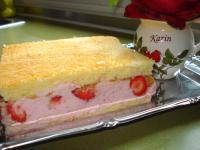 Erdbeer-Joghurt-Schnitten (GG)