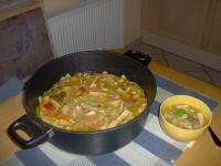 """Suppe nach """"deftig """" chinesischer Art"""