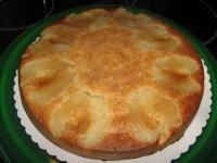 Birnen-Zimt-Kuchen
