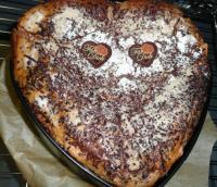 Mascarpone-Kuchen ohne Boden