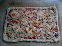 Pizza-Teig Grundrezept 1
