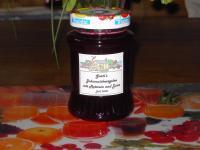 Johannisbeergelee mit Rotwein und Zimt