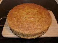 Vollkorn - Möhrenkuchen