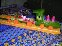Gurken-Zug