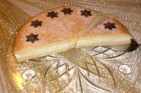 Leichte Käse-Sahne-Torte