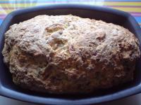 Zwiebel-Schinken- Brot
