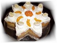 Raffaello-Torte (mit Aprikosen)