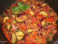 Couscous mit Tatar