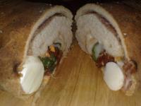 Herzhaftes Brunch-Brot