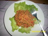 Salat aus Bulgur