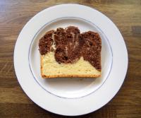 Marmorkuchen mit Stevia