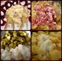 Omas  Kartoffel- Pfanne