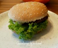 American Mega Cheeseburger
