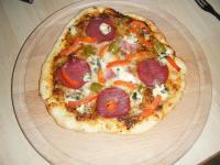 Pizzateig für Steinofenpizza