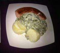 Fisolen nach Wiener Art - Rahmfisolen